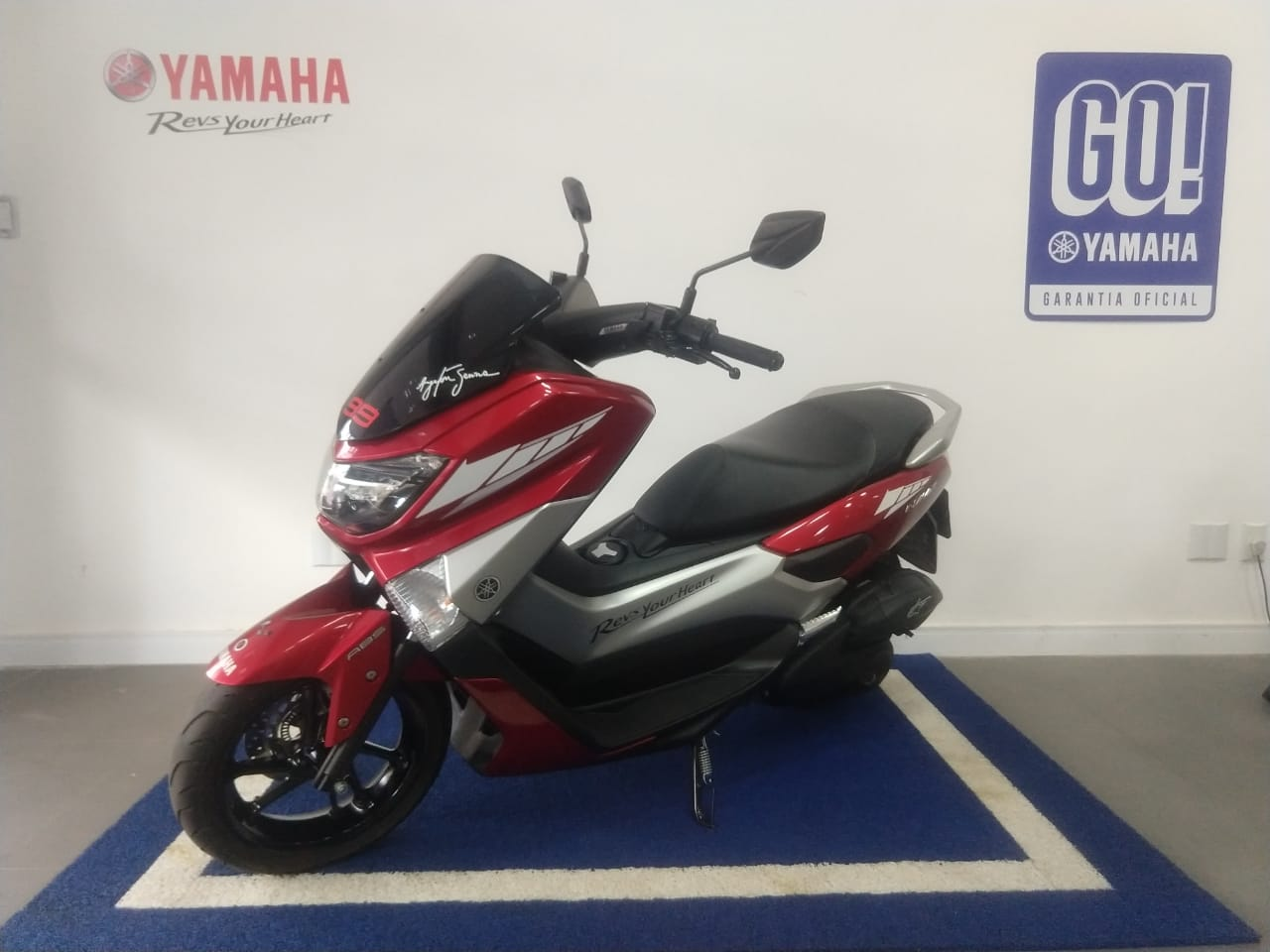 NMAX 160 ABS 16/17
