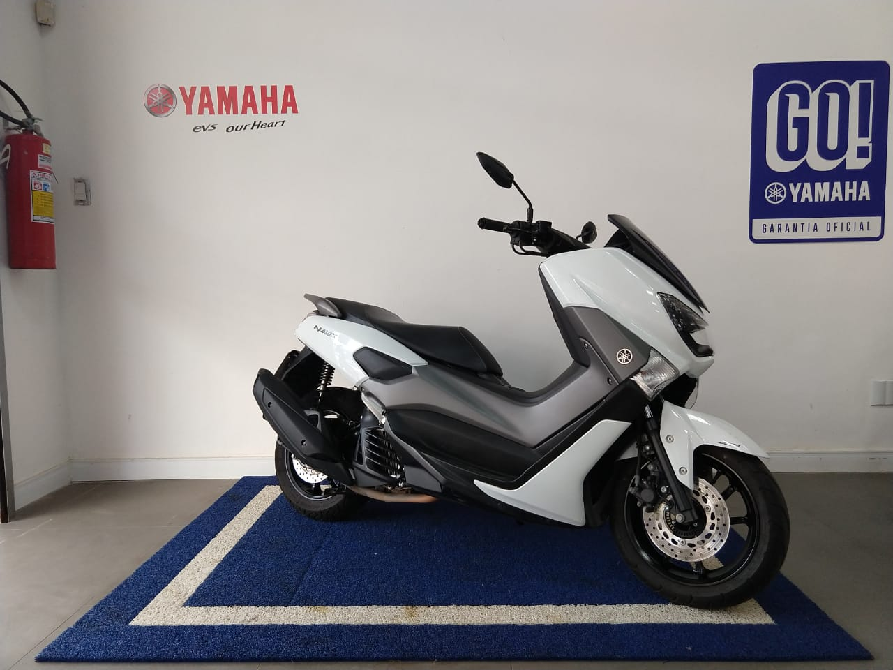 NMAX 160 ABS 18/19
