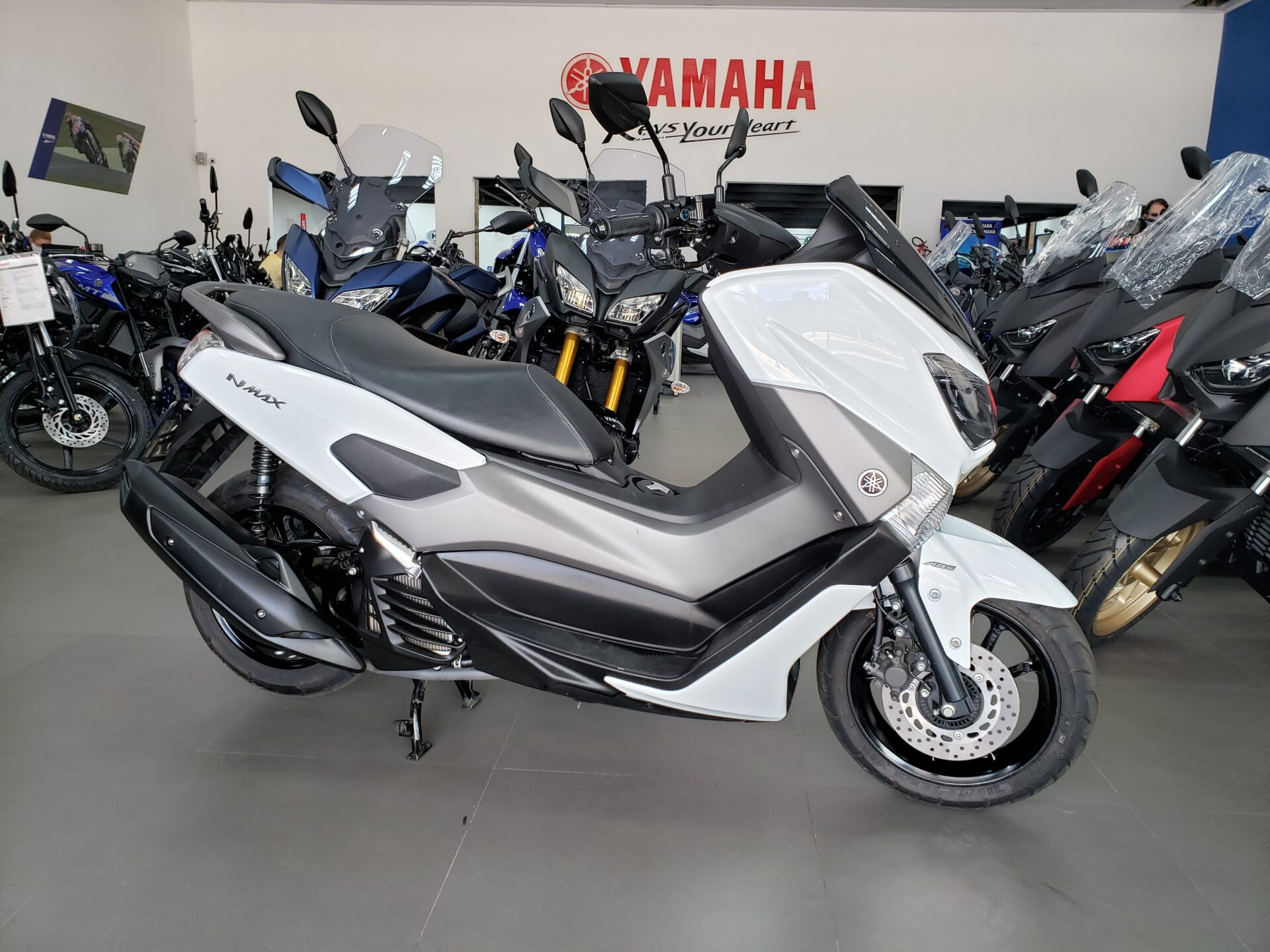 NMAX 160 ABS 20/20